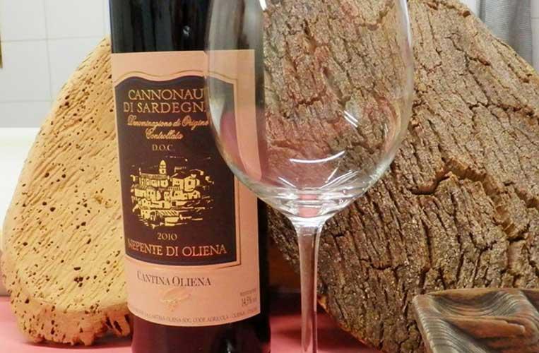 Cannonau-wine