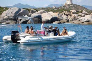 Cagliari Boat rent Sardinia