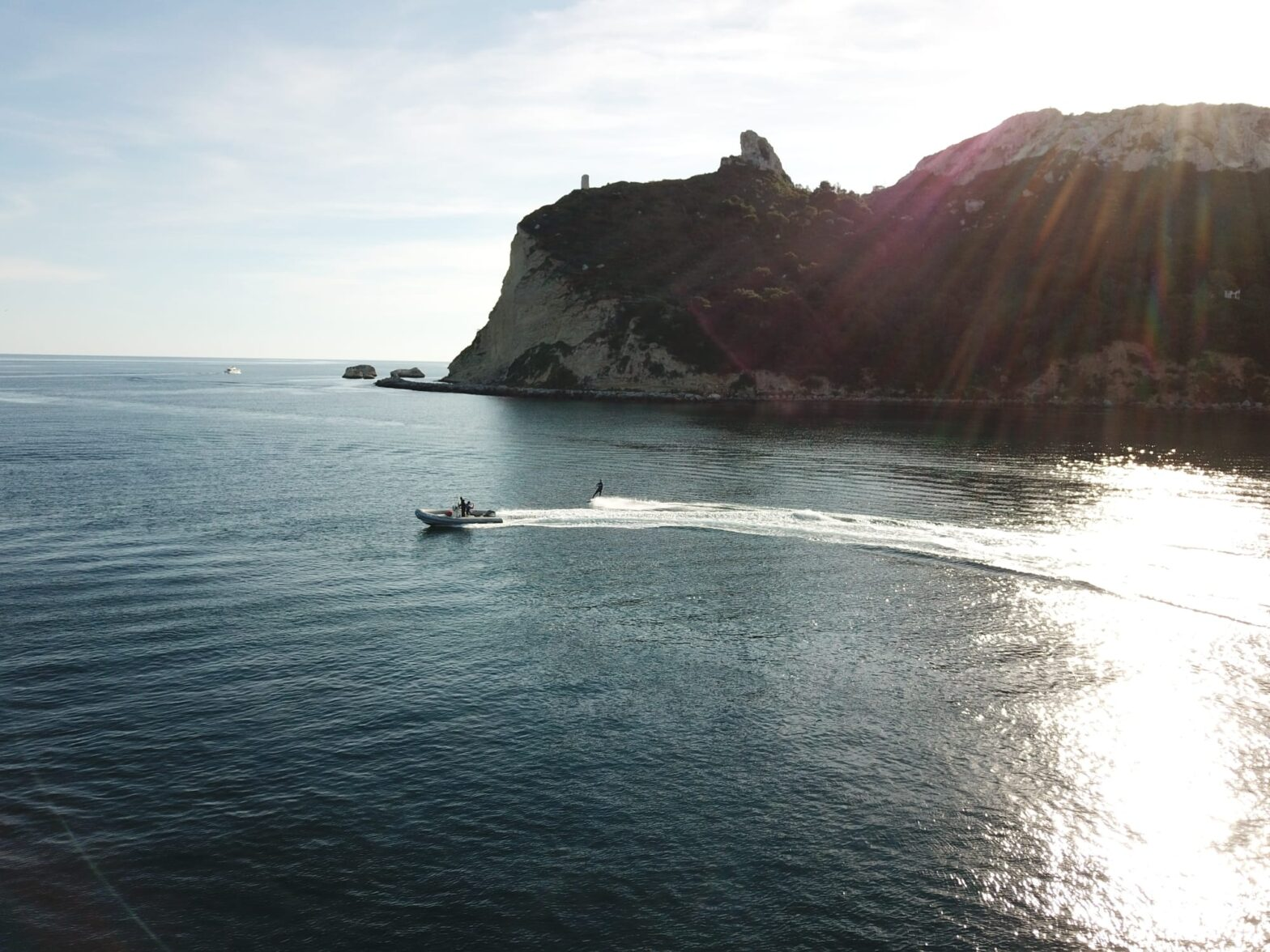 Cagliari Boat Trip Snorkeling