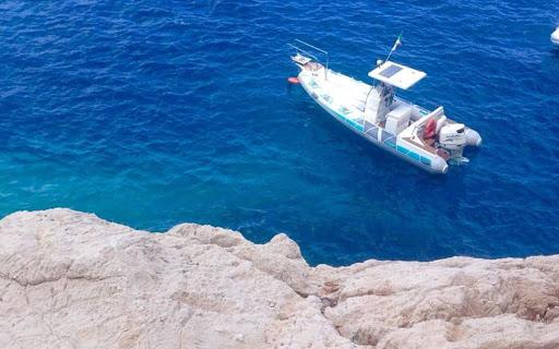 Cagliari Villasimius Boat Tour in Sardinia