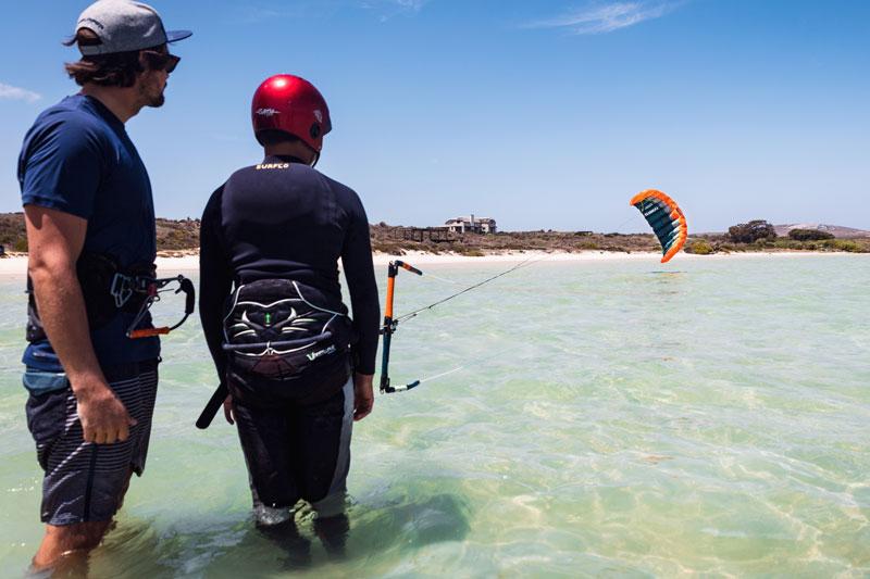Kitesurfing Experience in Sardinia